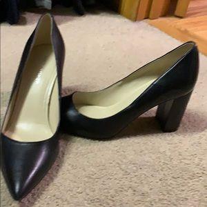 Black Marc fisher high heels
